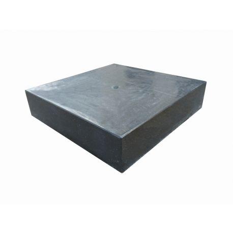 Granit-Wasserspiel Sevilla, schwarz, poliert Kpl.-Set