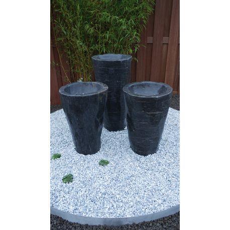 Wasserspiel Aqua-Vase groß, ø 40 x H 80 cm, Komplettset