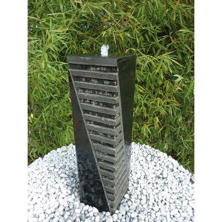 Granitsäule Luxor Komplettset , 20 x 20 cm, H 80 cm