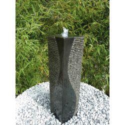 Granitsäule Gizeh, 20 x 20 cm, H 80 cm