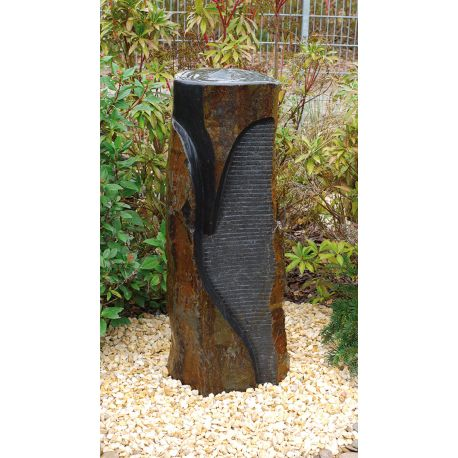 Basaltsäule Siena, Komplettset, H 90 cm