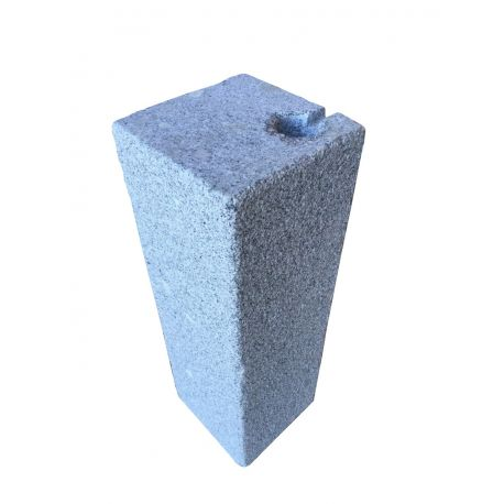 Granit-Sockel für Viola, 20 x 20 x H 60 cm