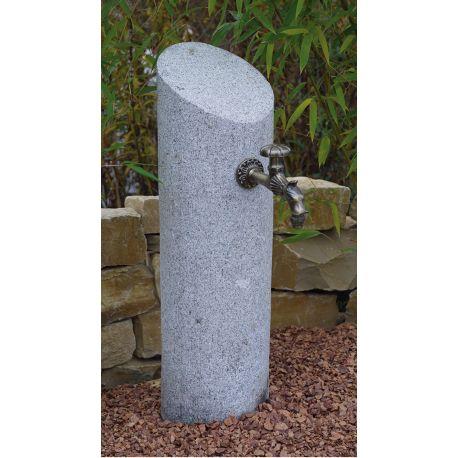 Granit - Versorgungssäule Brisbane, ø 20 x H 70 cm
