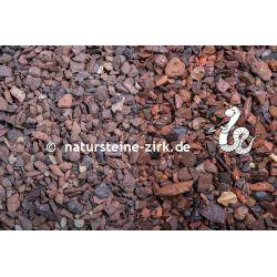 Roter Minenstein 5-15 mm BigBag 1000 kg