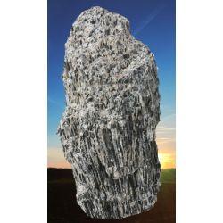 Zebrano Gneis Monolith bruchrau 760