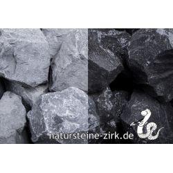 Basalt Stein SS 30-60 mm BigBag 1000 kg