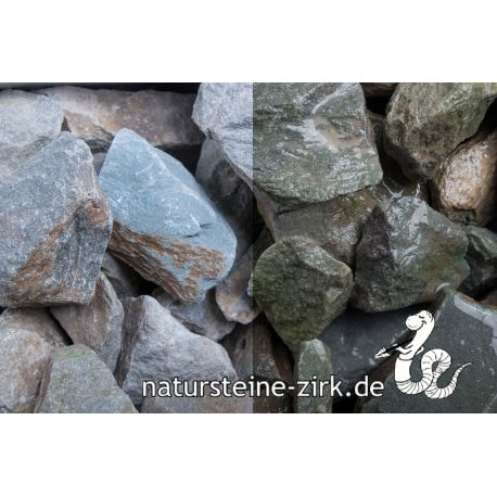 Grauwacke Stein SS 32-56 mm BigBag 250 kg
