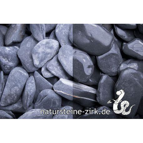 Canadian Slate schwarz getr. 30-60 mm BigBag 30 kg