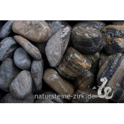 Glanzkies Tiger Eye 35-60 mm BigBag 1000 kg