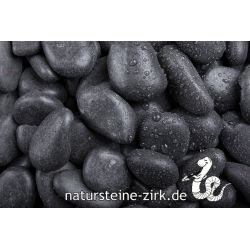 Glanzkies schwarz 10-35 mm BigBag 30 kg