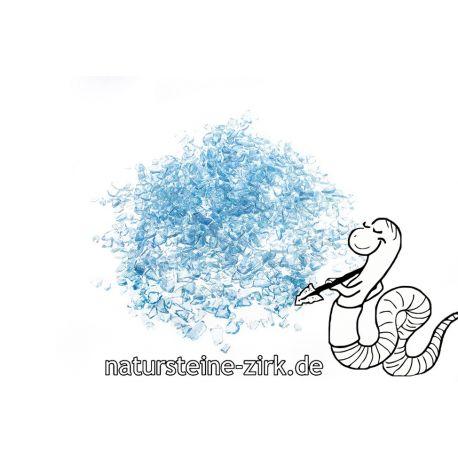 Glassplitt Blue Ice 5-10 mm BigBag 250 kg