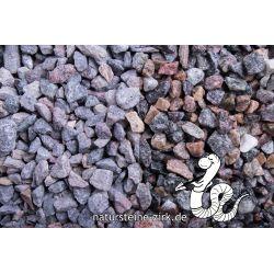 Burgunder Splitt 8-11 mm Sack 20 kg bei Abnahme 1 - 9 Sack
