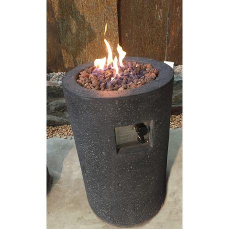 Geukes Feuertisch Santorin