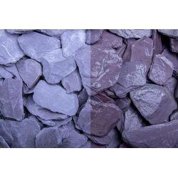 Canadian Slate lila 30-60 Sack 20 kg bei Abnahme 25-49 Sack