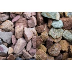 Naturelsplitt 8-20 mm Sack 20 kg bei Abnahme 50 Sack