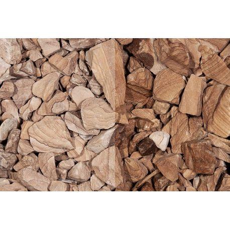 Pinien Splitt 10-30 Sack 20 kg bei Abnahme 50 Sack