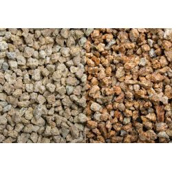 Toscana Splitt 8-16 mm Sack 20 kg bei Abnahme 25-49 Sack