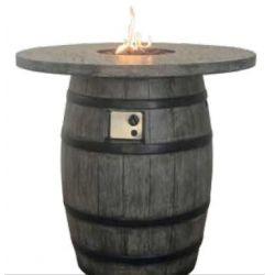 Feuertisch Vino