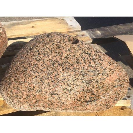 Nordkap Quellstein Findling 30 cm