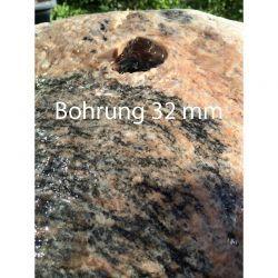 Bohrung für Atlantis 3239 zu Quellstein ø32 mm