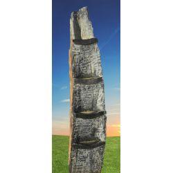 Schiefer Quellstein Monolith 3252