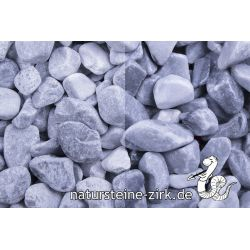 Kristall Blau getr. 25-40 mm Sack 20 kg bei Abnahme 1-9 Sack