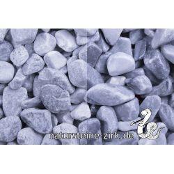 Kristall Blau getr. 25-40 mm Sack 20 kg bei Abnahme 50 Sack