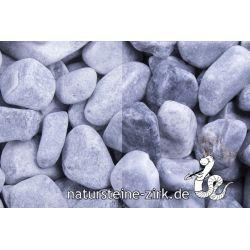 Kristall Blau getr. 40-60 mm Sack 20 kg bei Abnahme 50 Sack