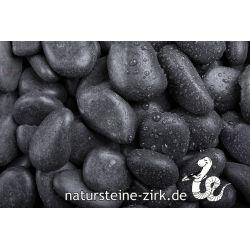 Glanzkies schwarz 10-35 mm Sack 20 kg bei Abnahme 50 Sack