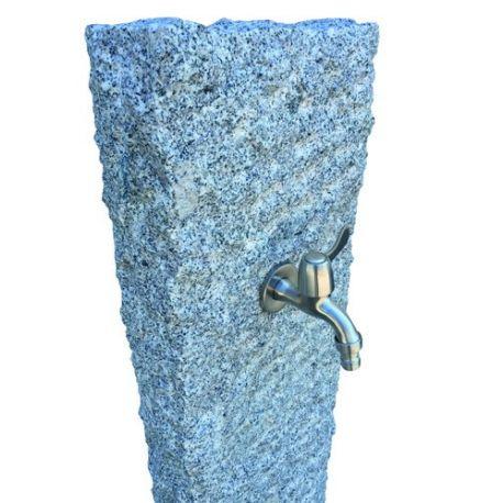 Wasserzapfstelle / Versorgungssäule Granit Derby H125cm