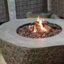 Feuertisch Merapi