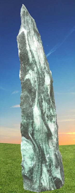 Altantis Monolith Findling 4001