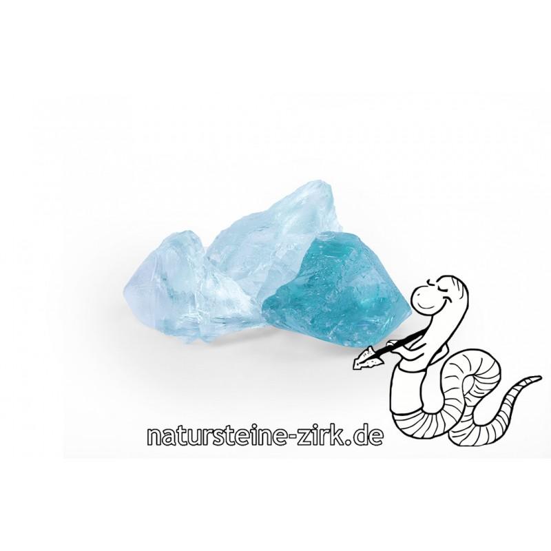 Glas Turquoise 100-300