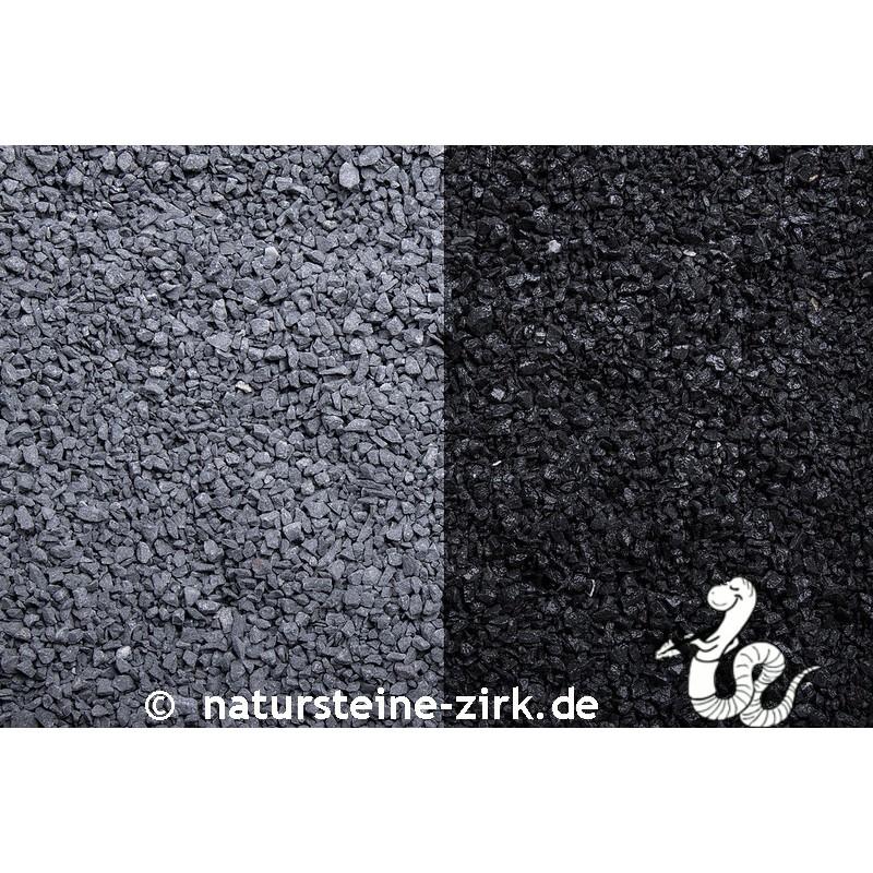 Basalt Splitt 1-3 Sack 20 kg bei Abnahme 1-9 Sack