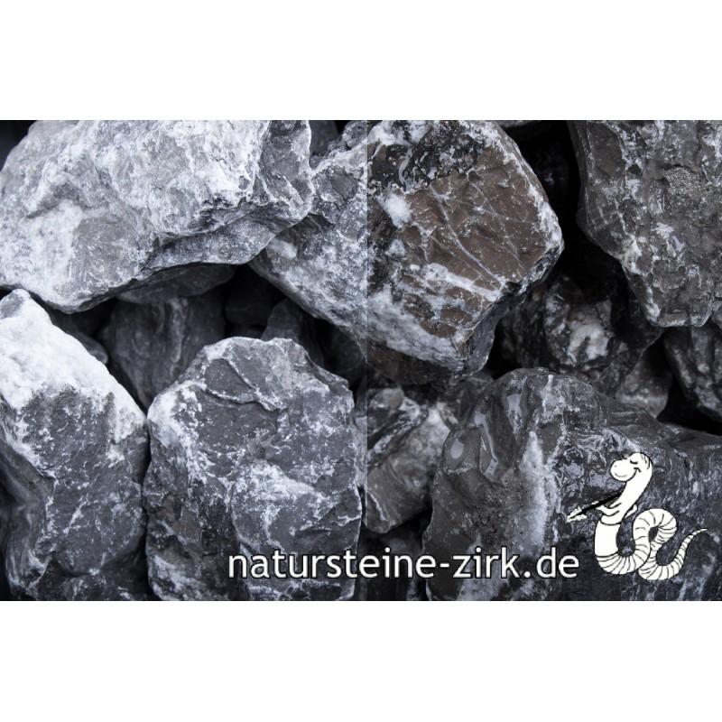 Alpin grau Steinschläge 45-60 mm
