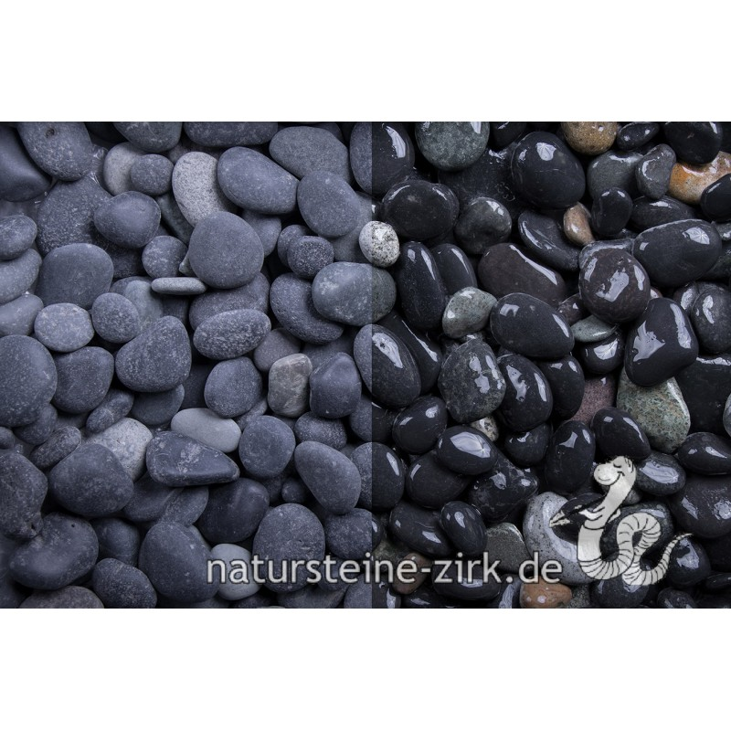 Beach Pebbles 8-16 mm BigBag 750 kg
