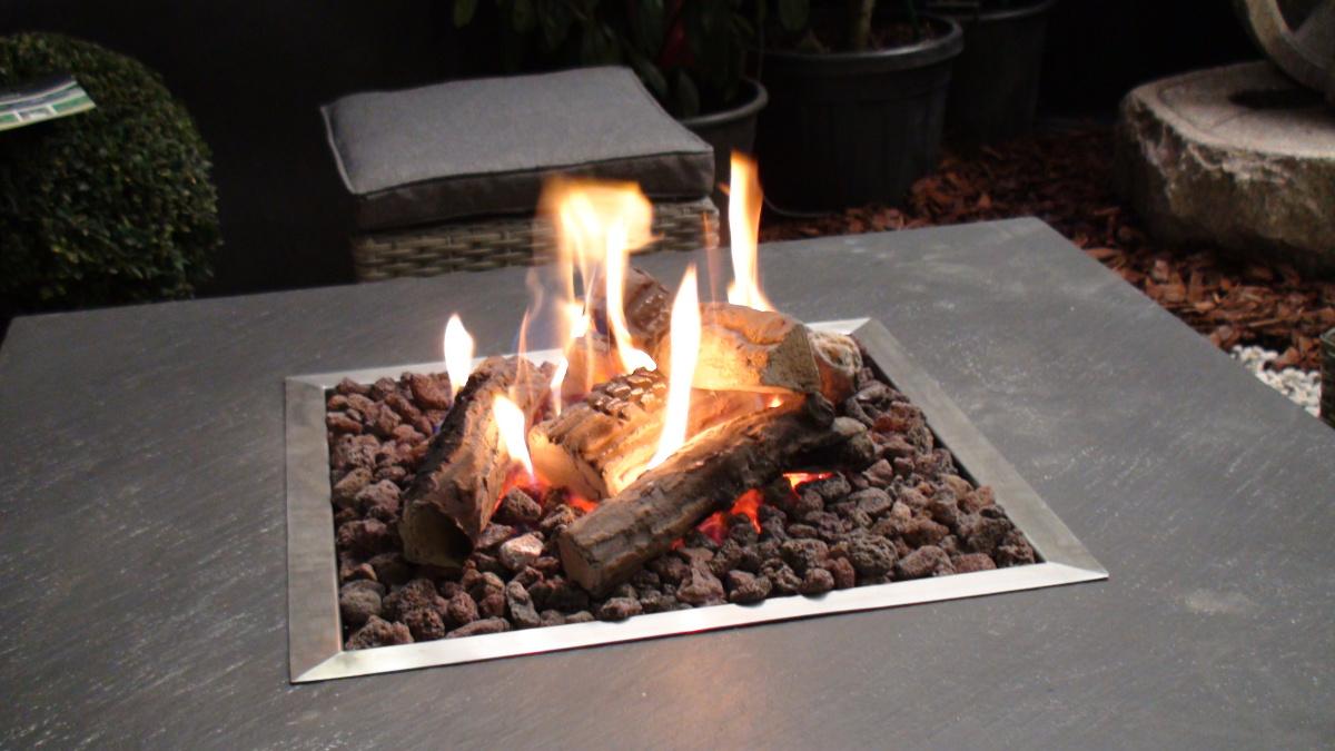 Geukes Feuertisch Pompeji