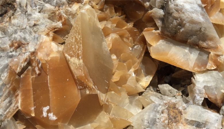Kristallstein - Marmor
