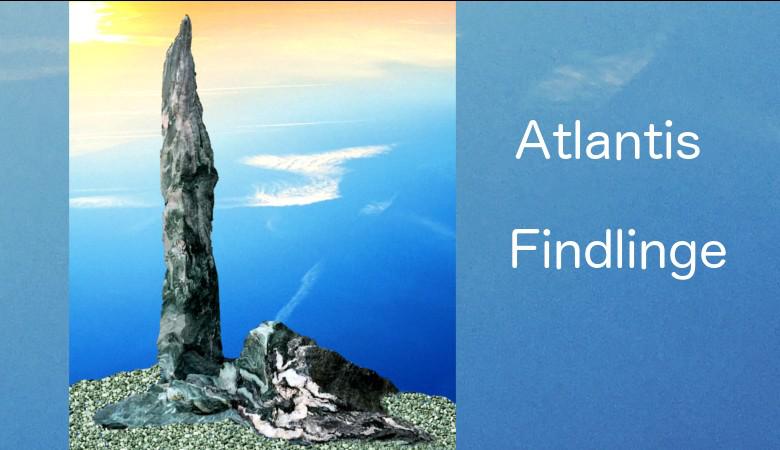 Atlantis Naturstein Findlinge Gartensteine