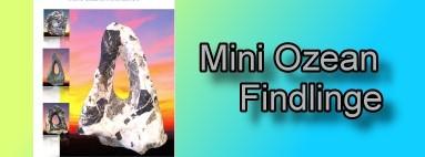 Mini Ozean Findlinge